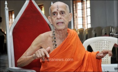 VHP slams remarks against Pejawar seer