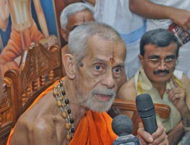 Pejawar seer urged to ban 'pankti bheda'