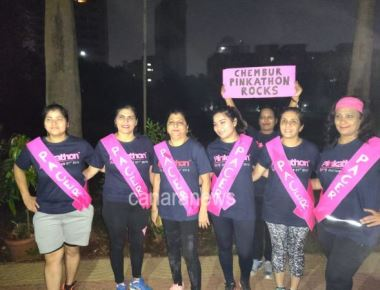 First Pinkathon Day Chembur