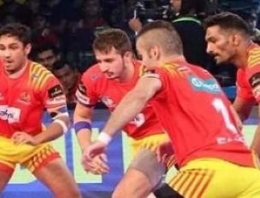 PKL 5: Gujarat beat Pune to maintain unbeaten run