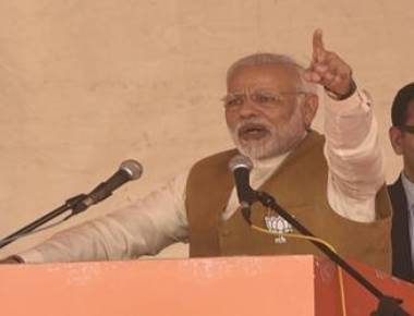 Congress is asking who my father, mother are: Modi