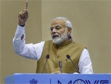 PM unveils mobility road map, seeks investments in e-vehicles manufacturing