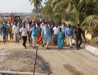 Malpe-Padukere Bridge work nearing completion