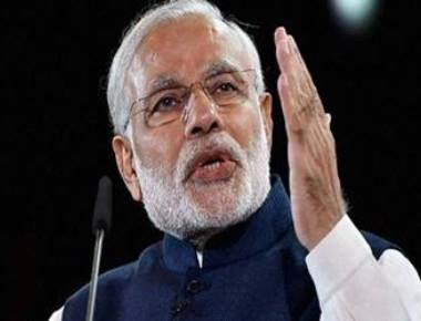 Don't believe in vote bank politics, nation comes first: Modi