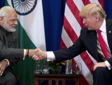 Modi, Trump hold talks on defence, security issues