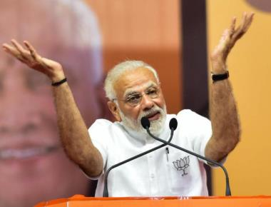 Modi does U-turn, says voting for JD(S) is futile