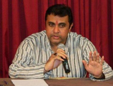 Pramod Madhwaraj upset with police for attacking Congress activists