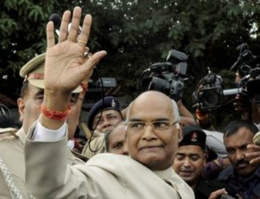 Will seek support of all major political parties: Kovind