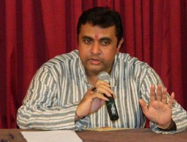 Pramod Madhwaraj speaks about sand policy