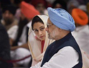 PM invites Sonia Gandhi, Manmohan Singh for tea