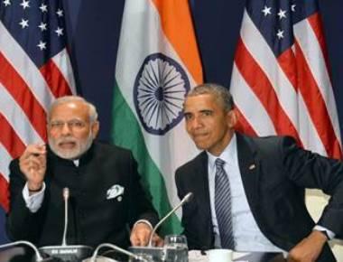 Modi meets Obama, discusses India-US ties