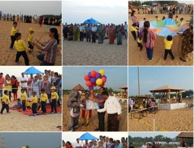 Podar Jumbo Kids celebrate Kidslympic