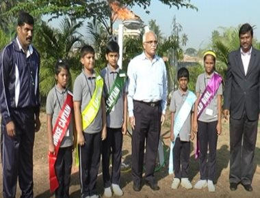 Podar School holds first Annual Sports Day