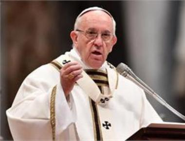 Pope's Easter address marked by heightened security