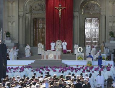 Pope Francis: Imitate Saint Junipero Serra, be trailblazers for Christ