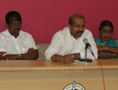 Pramod Madwaraj misleading people of Udupi Constituency in developmental works: Raghupathy Bhat