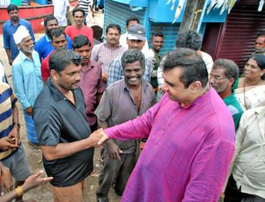 IIIrd stage of fishing harbour to be made functional to bare minimum