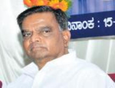 Contesting from Nanjangud a tough call for Srinivas Prasad