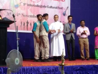 Expert PU College bags several prizes in intercollegiate fest 'Prerana'