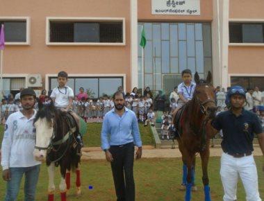 Prestige International School introduces 'Horse Riding'