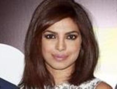 Actress Priyanka Chopra suffering from influenza