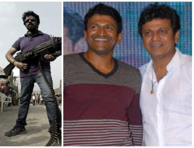 Shiv-Puneeth's upcoming film to be made on 40 crores budget!!