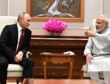 No mention of S-400 missile deal in Modi, Putin remarks