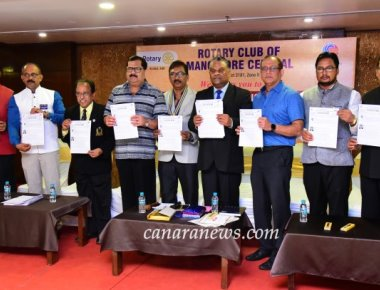 Inter Rotary Club  Quiz Contest: Rotary Mysore Vijayanagar Club claims Trophy