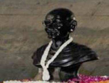 A tribute to the real Mahatma - Mathew C. Ninan