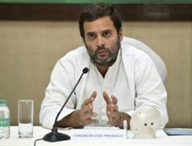 RSS chief's speech an insult to every Indian: Rahul