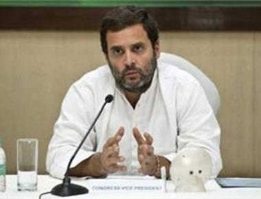 Rahul takes a dig at PM over promise of hospital in Odisha