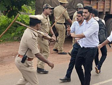 Mangaluru police book ragging case; CFI alleges 'victimisation' over hijab row