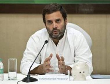 Rahul expresses concern over attack on Gorakhpur doctor's brother