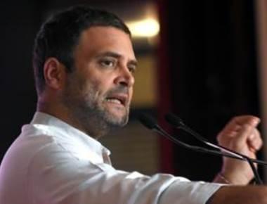 Demonetisation was a money laundering scheme: Rahul Gandhi