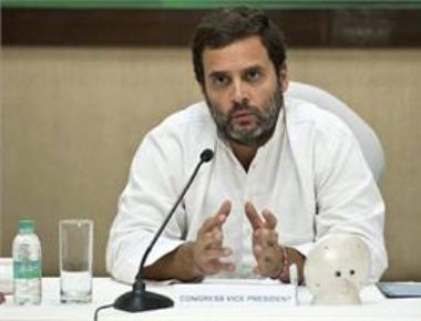 Note ban idea was given to Modi by RSS ideologue, claims Rahul