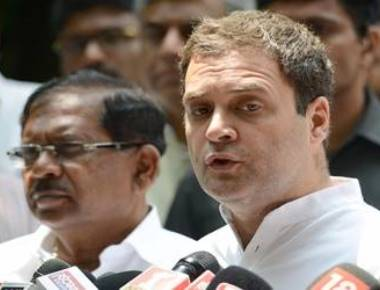 Rahul slams government over petrol price hike