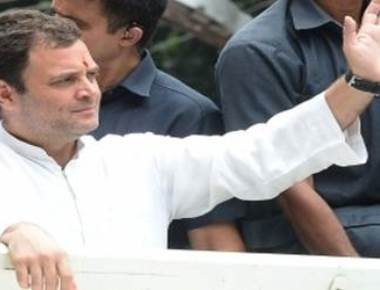 Rahul accuses Modi of giving pre-scripted interviews