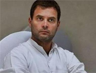 Rahul writes to slain scribe's father, offers condolence