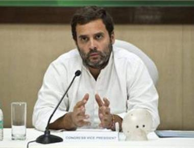 Hatred being spread in country under Modi's rule: Rahul