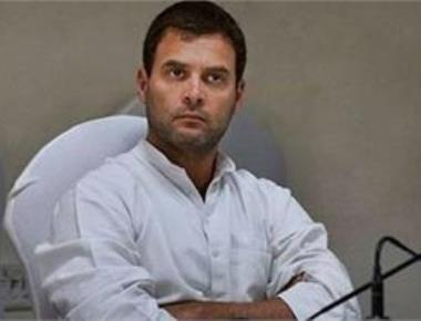 Targeting migrant labourers completely wrong, says Rahul on Gujarat violence
