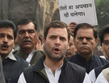 Absolute political vendetta in Natl herald case: Rahul