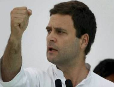 Congress slams government on Rahul's citizenship issue