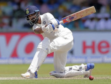 Rahul's 52 guides India to 101-1 at lunch on day one