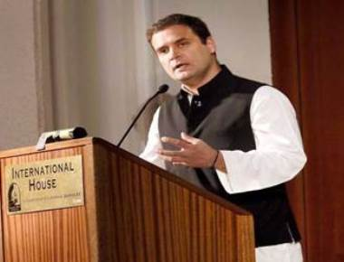 Anger building up against Modi government: Rahul