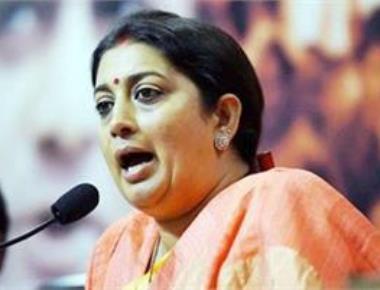 Rahul attacks govt over Global Hunger Index report; Irani hits back sharply