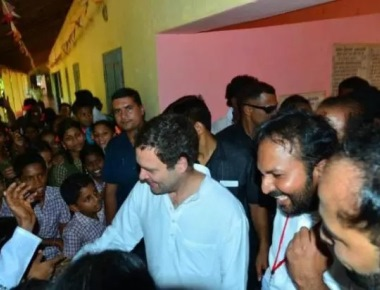 An action-filled day for Rahul on the coast