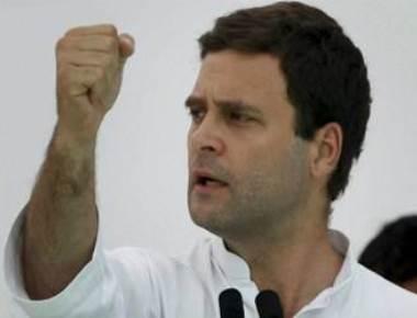 Rahul Gandhi blasts RSS, BJP's 'rigid thinking'