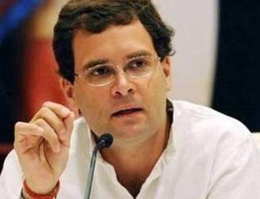Rahul Gandhi greets countrymen on Diwali