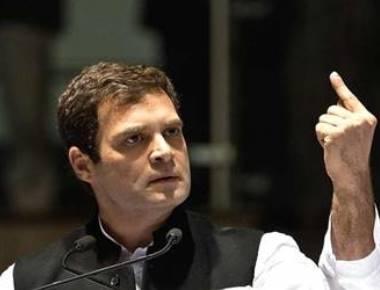 There will be rain of jumlas now, Rahul mocks Modi's Gujarat visit