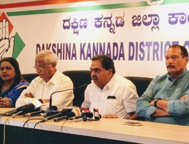 Ramanath Rai attacks Modi led government over price hike
